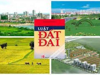 Đề xuất sửa đổi Luật Đất đai để phát triển nông nghiệp